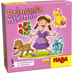 Princesas mix max - Haba