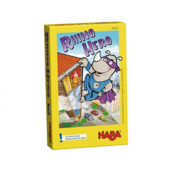Super Rhino - Rhino Hero - HABA