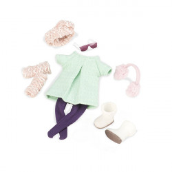 Conjunto de ropa para muñeca Lori - Wonderfully Warm