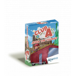 Jessie The Tourist - Club A -  Juego de cartas